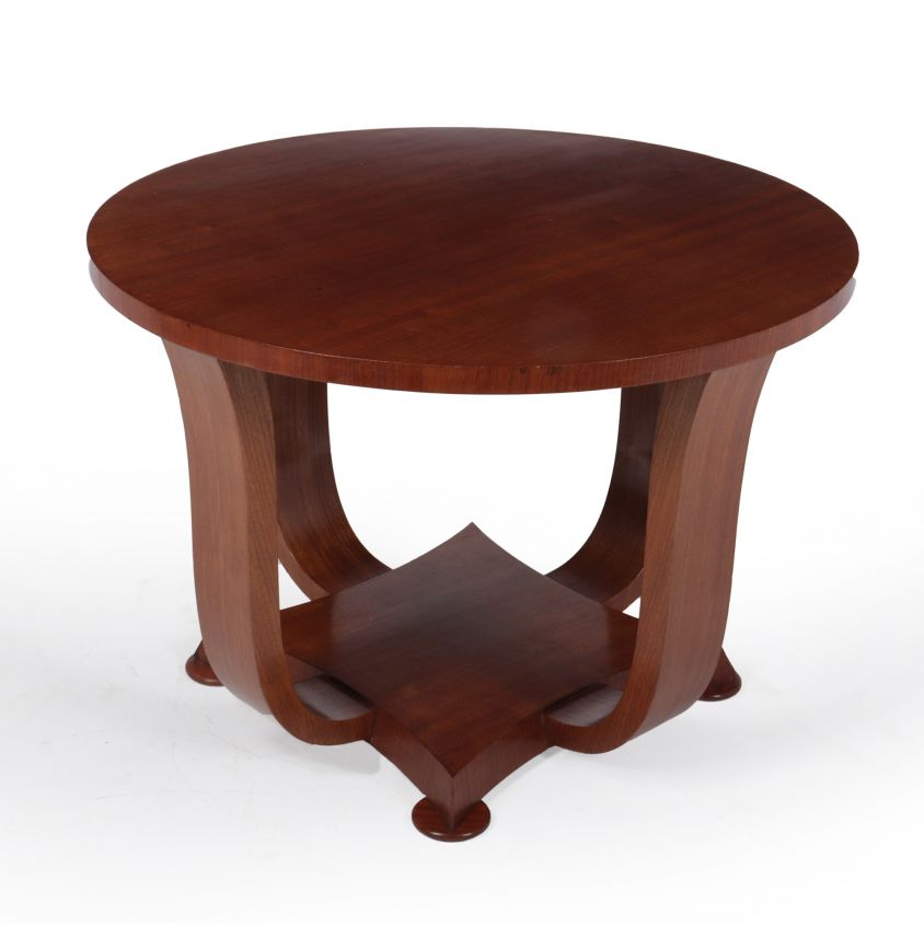 French Art Deco Coffee Table C1930