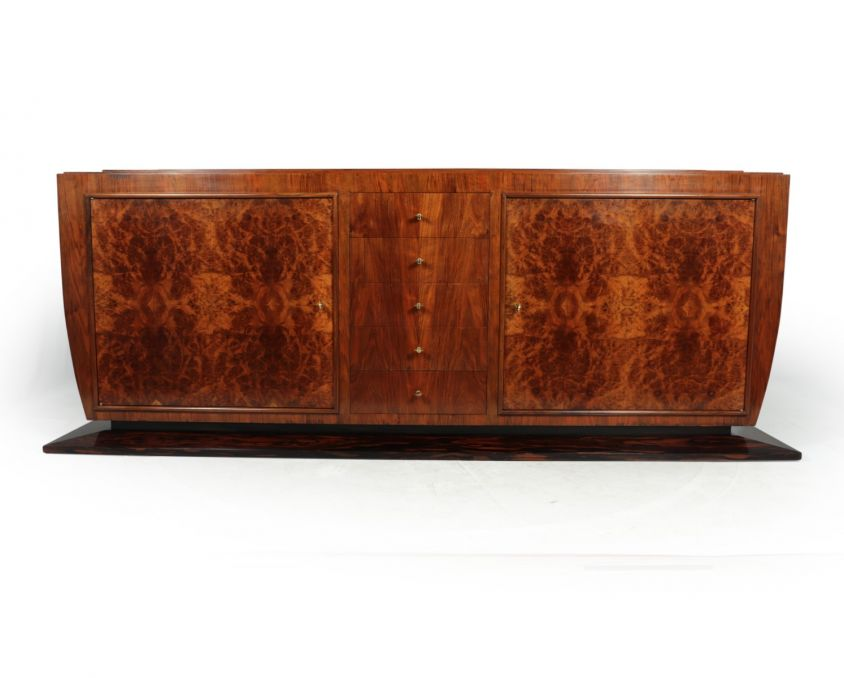 Large French Art Deco Sideboard