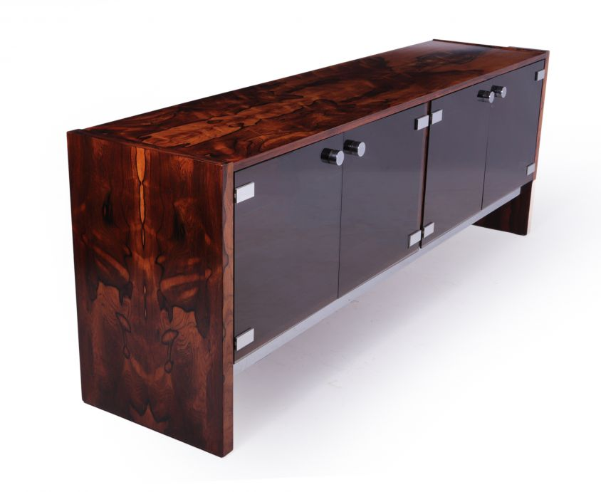 Rosewood Sideboard by Merrow Associates c1960